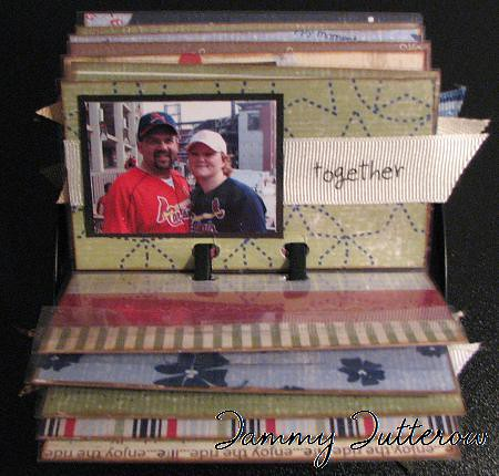 mini rolodex album family by tammytutterow