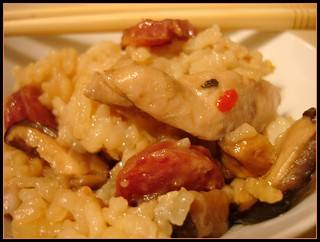 GF - Chinese homestyle chicken and rice | by Kate Chan