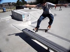 20070809 100556 nollie to bench nosepick.jpg | by milesgehm