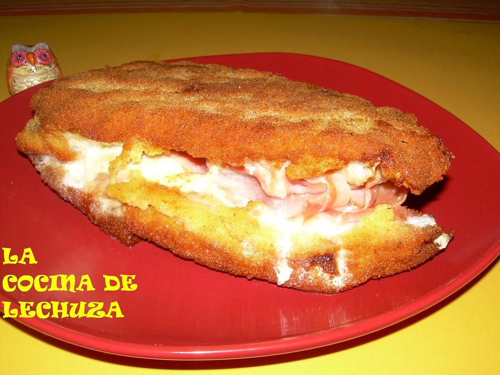 La Cocina Lechuza | Rape Relleno Frito Una Lechuza En La Cocina Flickr