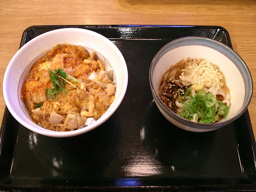 親子丼 | by Blue Lotus