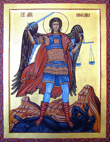Резултат слика за свети михаил архангел