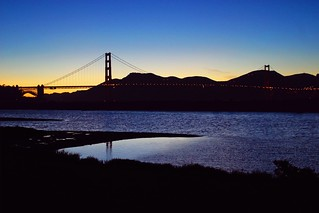 Twilight (GGB From Crissy Field) | by doublecappuccino