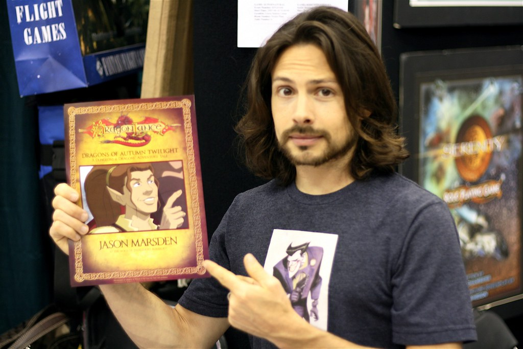 jason marsden wife