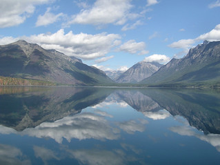 Lake McDonald Reflections #8 | by Donna62