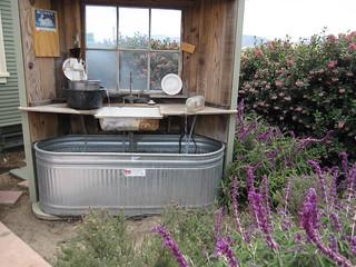 Farmstand Kitchen Sink