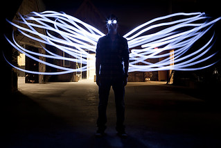 Digital Design: Light Painting | by vancouverfilmschool