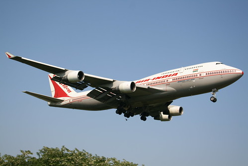 Air India Boeing 747-412 | by MSN007