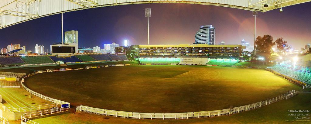 Sahara Kingsmead Cricket Stadium Durban South Africa