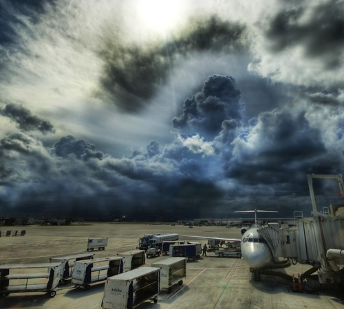 A Storm at the Airport | by Stuck in Customs