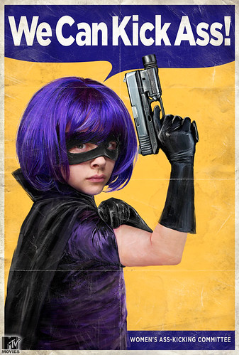 MTV's Retro Hit Girl Poster | by smiteme