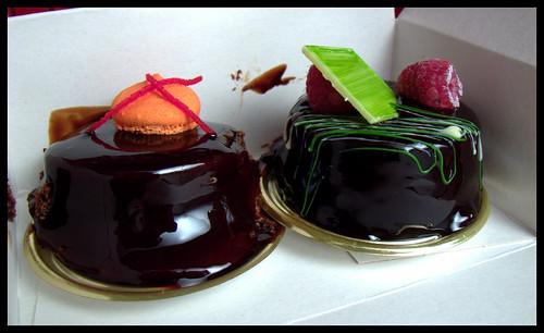 Cup Cakes Rue Daguerre