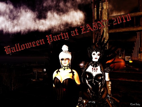 Halloween Party at ZAIN 2010 | by Cutebaby Melody / - terra design -