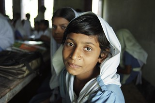 School girl in class. Bangladesh | by World Bank Photo Collection
