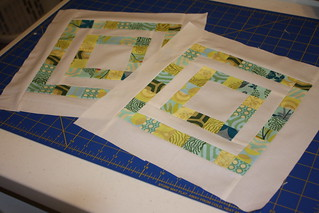 """Hope"" October Stash Buster Quilt 