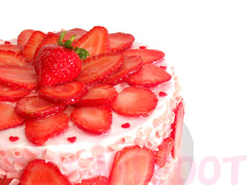 Strawberry Mousse Cake Paul Hollywood