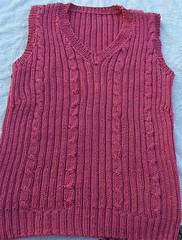 "RYC Classic Style ""Cool Vest"" in Cashsoft DK 