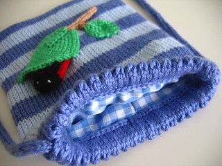 Buggy Buddy Bag - detail | by Anny Purls