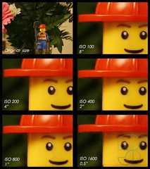 New Camera day 28 - Legoman gets close and personal with ISO | by Mojo...