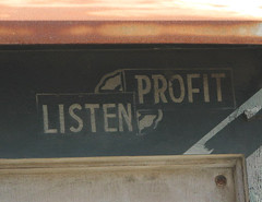 Listen, Profit | by John Graham X