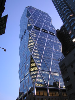 NYC 026 Norman Foster, Hearst Building | by watz