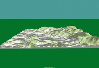 A Topographical Map of Hinesbuurg | by placeuvm