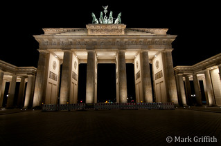 Brandenburger Gate | by Mark Griffith