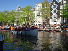 Queen's Day Boats 5 | by celesteh