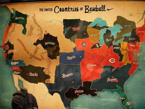 United Countries of Baseball | by littlebudapest