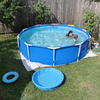 Above Ground Pool Liner Installation Long Island