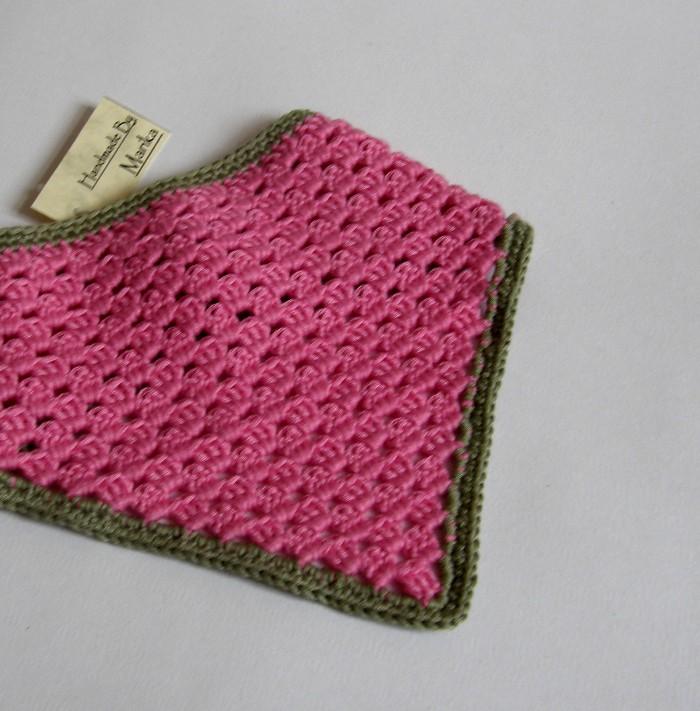 Crocheted Bandana Scarf For Children Marika Uustare Flickr