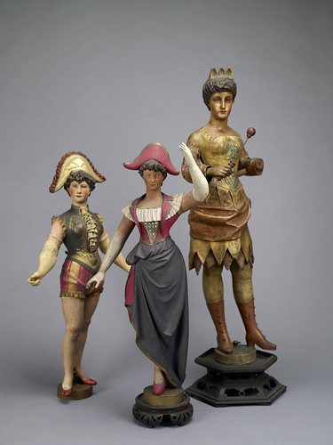 fairground figures group 2 | by Birmingham Museum and Art Gallery