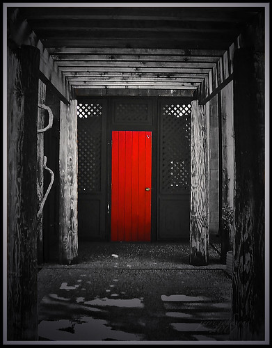 Beyond the Red Door | by Jerri Johnson (away)