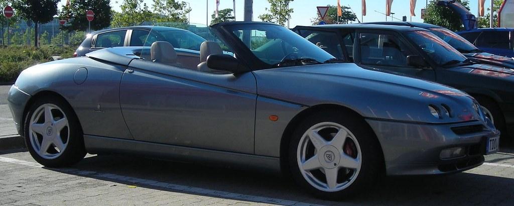 Alfa Romeo Spider V Alfa Romeo Spider Flickr - Alfa romeo spider 1994