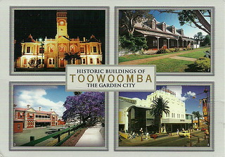 Postcard from Toowoomba | by Pelf Nyok