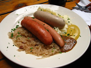 the sausage plate | by sobodda