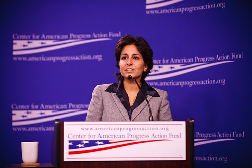 Neera Tanden | by Center for American Progress Action Fund
