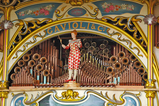 Gavioli Symphonique Fairground Organ | by David Biggins