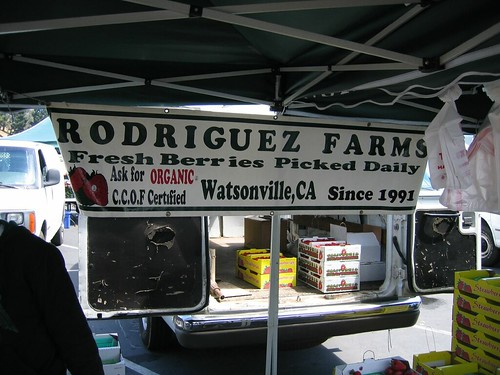 Rodriguez Farms - Our Strawberry Vendor | by chuck415
