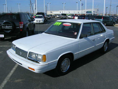1988 plymouth caravelle