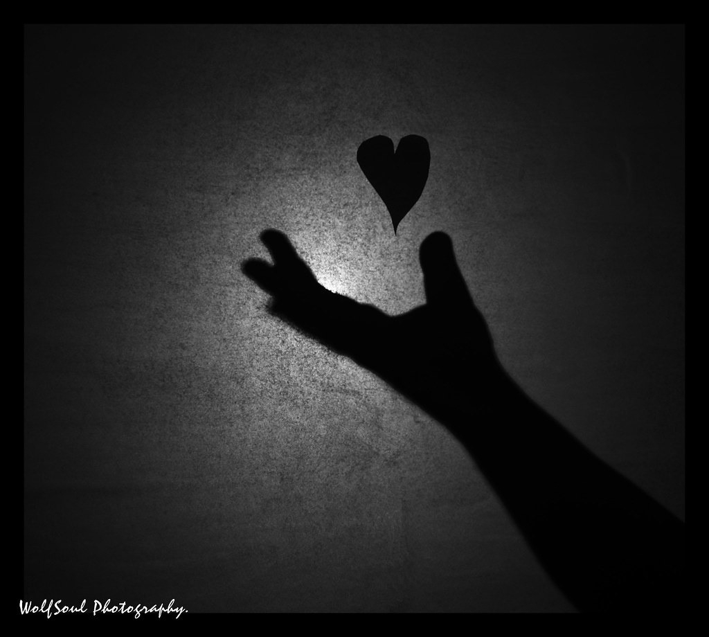 my heart is on your hands.   I see all those pretty girls bu…   Flickr
