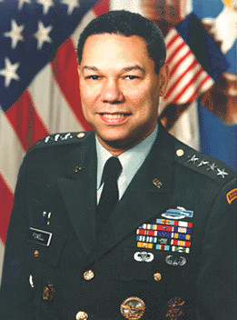 the parents of colin powell immigrated from what country
