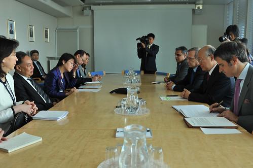 eskort thai foreign affairs