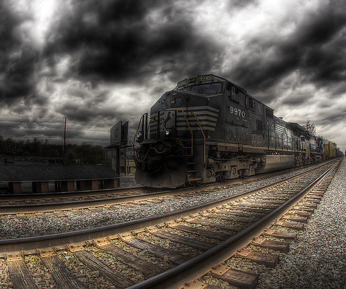 Train - Tylersville Rd. | by Rogue Photo