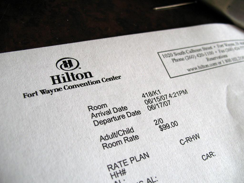 The Hilton, Bill | Consumerist Dot Com | Flickr