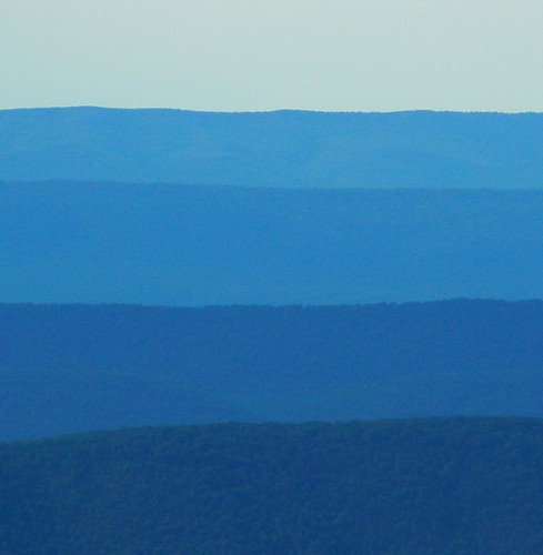 A Blue View from Skyline Drive | by Vicki's Pics