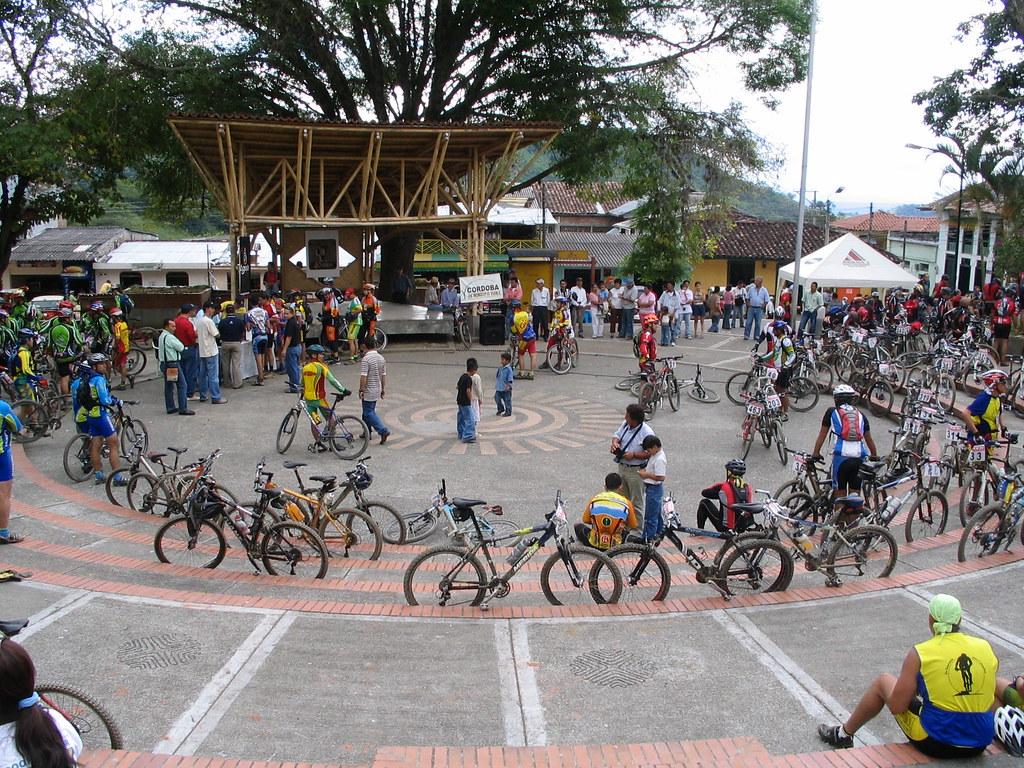 La Plaza Cordoba (Quindio)