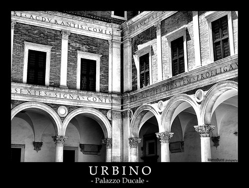 urbino palazzo ducale | by MarcoBucci