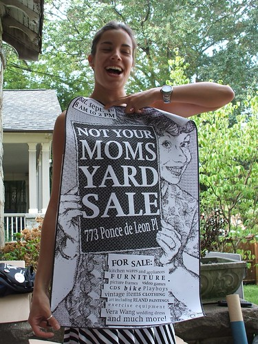 No its not your momas yard sale. | by Maya Encantada