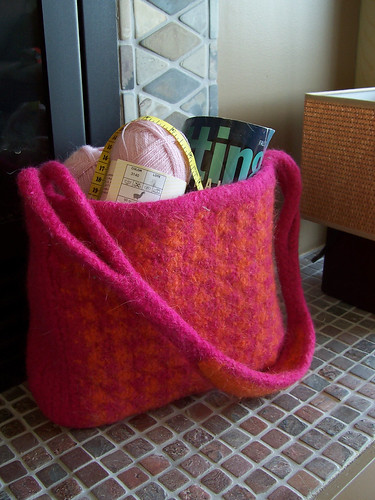 Lindy Bag | by indiknits